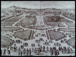 Etching referred to in Gem 3 - Louis XIV