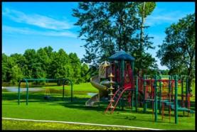 Parrish Womble Park playground